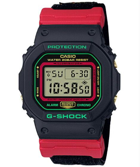 腕時計, メンズ腕時計 G-SHOCK G Throwback 1990s CASIO DW-5600THC-1DR DW-5600THC-1 ORIGIN