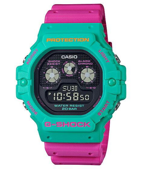 腕時計, メンズ腕時計  CASIO G-SHOCK DW-5900DN-3 Psychedelic Multi Colors G