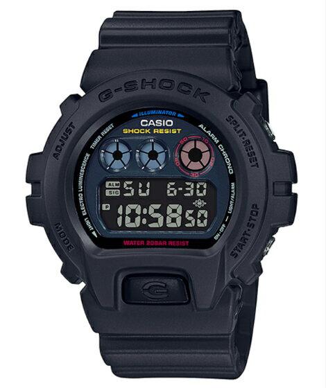 腕時計, メンズ腕時計 G-SHOCK G Black Neon CASIO DW-6900BMC-1