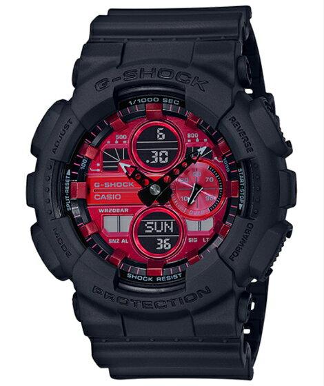 CASIO G-SHOCK Red watch G-SHOCK G Black and Red ...