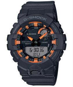 G-SHOCK Gショック ジーショック 2020年 ファイアーパッケージ 限定モデル カシオ CASIO アナデジ 腕時計 ブラック オレンジ GBA-800SF-1AJR【国内正規モデル】
