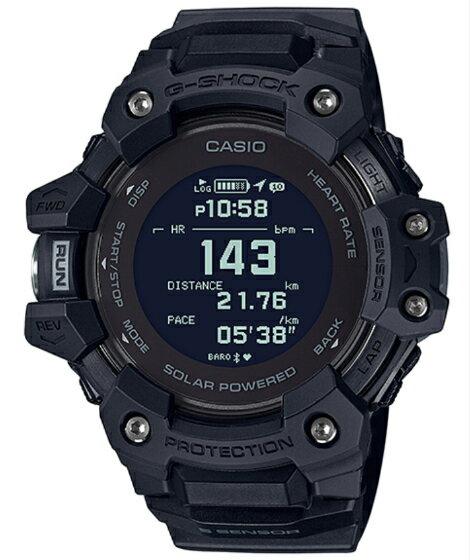 腕時計, メンズ腕時計 G-SHOCK G G-SQUAD GPS GBD-H1000-1 GBD-H1000-1JR