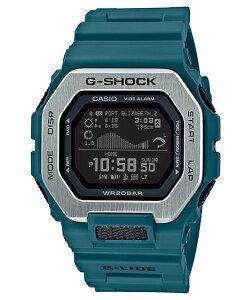 カシオ CASIO G-SHOCK G-LIDE Gライド ジーライド 2020夏モデル GBX-100-2JF サーファー サーフィン メンズ デジタル 腕時計 グリーン Gショック ジーショック 【国内正規モデル】