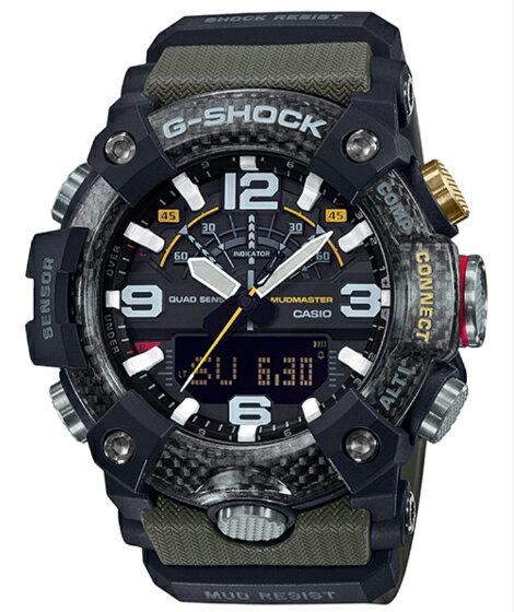 腕時計, メンズ腕時計 G-SHOCK G MUDMASTER CASIO GG-B100-1A3JF