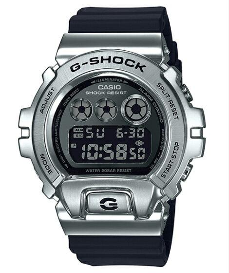 腕時計, メンズ腕時計 G-SHOCK GW-6900-1DR G DW-6900 25 METAL COVERED CASIO GM-6900-1