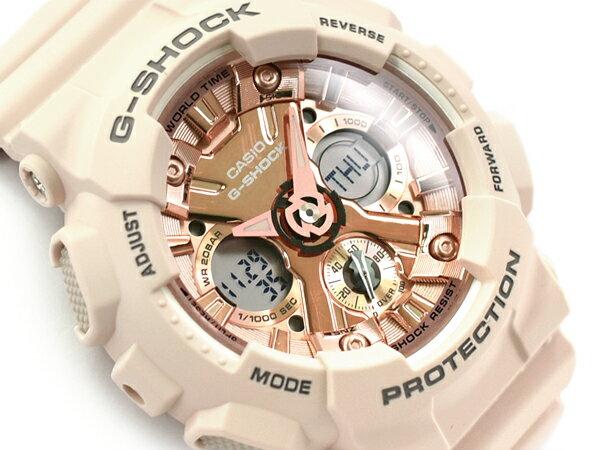 腕時計, メンズ腕時計 G-SHOCK G CASIO S Series S GMA-S120MF-4ACR GMA-S120MF-4A