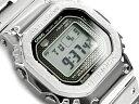 G-SHOCK Gショック ジーショック 35周年記念 限定モデル フルメタル 5000 日本製 逆輸入海外モデル カシオ CASIO スマートフォンリンク 電波ソーラー デジタル 腕時計 シルバー GMW-B5000D-1ER GMW-B5000D-1・・・