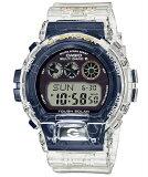 イルクジ G-SHOCK Gショック ジーショック 25周年 限定モデル イルカクジラ カシオ CASIO 電波 ソーラー デジタル 腕時計 スケルトン ネイビー GW-6903K-7JR【国内正規モデル】