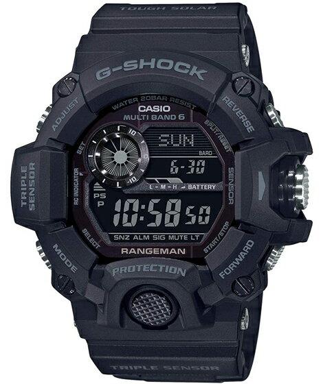 腕時計, メンズ腕時計 G-SHOCK G RANGEMAN Black Out CASIO GW-9400-1BER GW-9400-1B