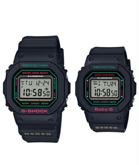 腕時計, ペアウォッチ  2019 G-SHOCK BABY-G CASIO LOV-19B-1