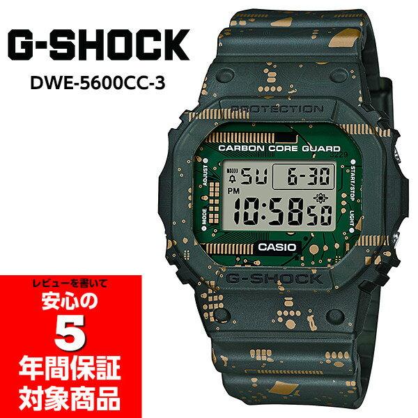 腕時計, メンズ腕時計 G-SHOCK DWE-5600CC-3 G 5600 CASIO