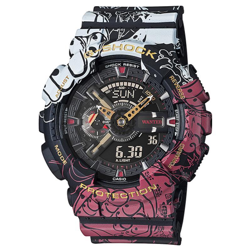 腕時計, メンズ腕時計 49 20410 2359P101G-SHOCK GA-110JOP-1A4 ONE PIECE CASIO G