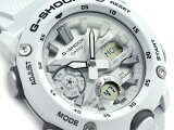 G-SHOCK Gショック ジーショック カーボンコアガード カシオ CASIO アナデジ 腕時計 ホワイト GA-2000S-7ADR GA-2000S-7A 海外モデル 逆輸入 【あす楽】