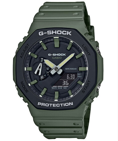 腕時計, メンズ腕時計 G-SHOCK G GA-2110SU-3AER GA-2110SU-3A GA-2100 CASIO