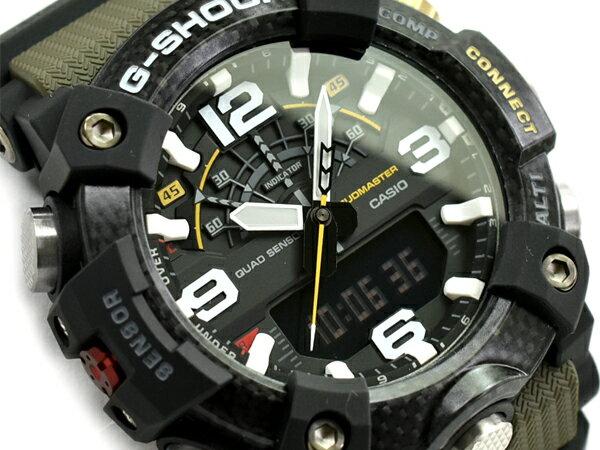 腕時計, メンズ腕時計 G-SHOCK G MUDMASTER CASIO GG-B100-1A3DR GG-B100-1A3