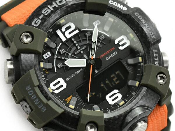 腕時計, メンズ腕時計 G-SHOCK G MUDMASTER CASIO GG-B100-1A9ER GG-B100-1A9