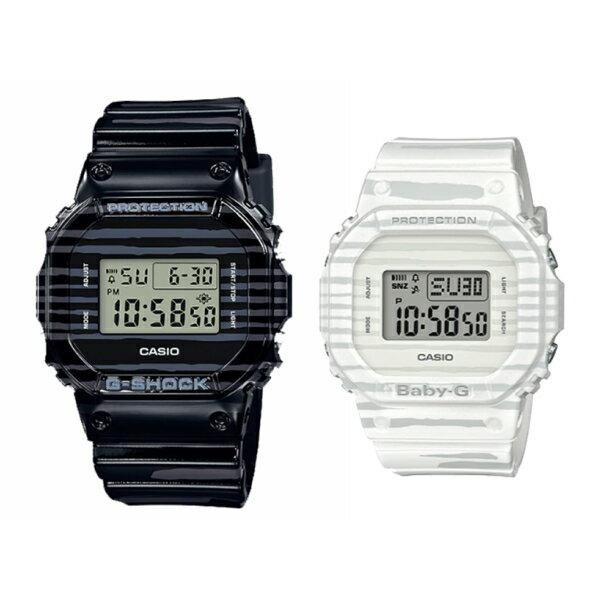 腕時計, ペアウォッチ  SLV-19B-1 2019 CASIO G-SHOCK G BABY-G G