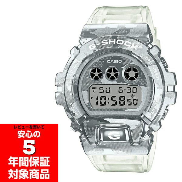 腕時計, メンズ腕時計 G-SHOCK GM-6900SCM-1 Skeleton Camouflage Series 6900 CASIO G