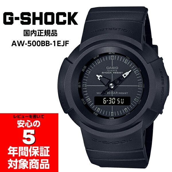 腕時計, メンズ腕時計 G-SHOCK AW-500BB-1EJF G AW-500 CASIO