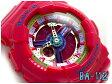 【ポイント2倍!!+全商品送料無料!!】BA-112-4ADR ベビーG BABY-G ベビージー カシオ CASIO 腕時計