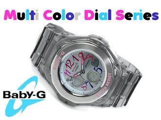 CASIO baby-g Casio baby G Multi Color Dial multi-color dial series an analog-digital watch ver.2 BGA-101-8B BGA-101-8B