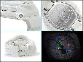 【送料無料!+ポイント2倍以上!!】【CASIOG-SHOCK】【CASIOBaby-GNeonDialSeries】カシオベビーGネオンダイアルシリーズアナデジ腕時計オールホワイトBGA-131-7BDR【マラソン201207_ファッション】