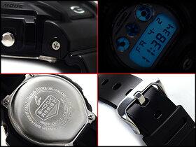 【送料無料!+ポイント2倍以上!!】CASIOG-SHOCKカシオ逆輸入Gショック海外モデルメタリックダイアルシリーズ腕時計ブラック×シルバーDW-6900HM-1DR