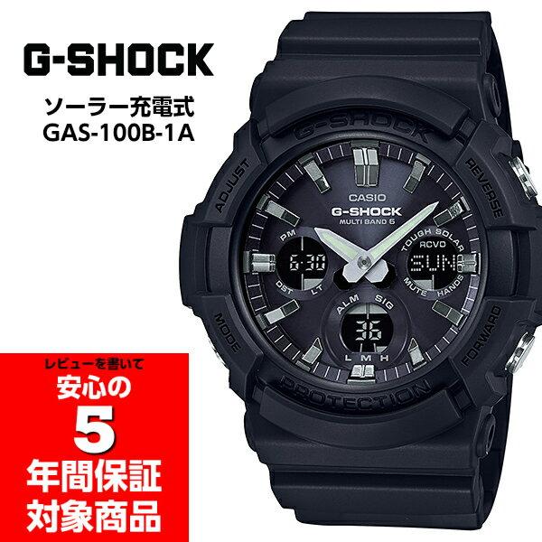 腕時計, メンズ腕時計 G-SHOCK GAS-100B-1A G CASIO