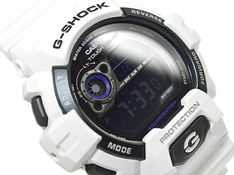 "CASIO Casio g-shock G shock ""solar digital watch black white GR-8900A-7DR"
