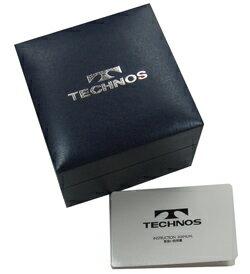 【正規品】【テクノス】【テクノス腕時計】【激安♪】TECHNOS/テクノススタンダード腕時計メンズ人気2035YO/1K【_包装】【fsp2124】