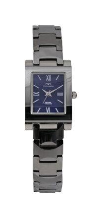 【訳あり:A】【アウトレット時計】【正規品】【テクノス】【腕時計】TECHNOS/テクノスT9841CN三針タングステンモデルサファイアガラス3気圧防水腕時計レディースブルー