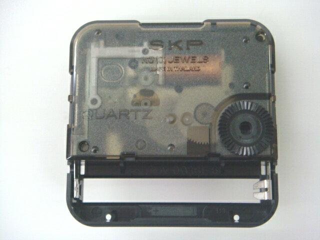 時計 部品 パーツ SKP(エスケーピー) 掛け時計ムーブメント 25ミリ・金具付き