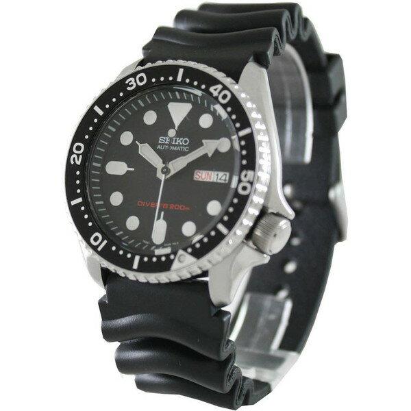 腕時計, メンズ腕時計 SEIKO AUTOMATIC DIVERS SKX007K1