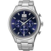 [セイコー]SEIKO腕時計NEOCLASSICCHRONOGRAPHクロノグラフクオーツSPC081P1メンズ[並行輸入]