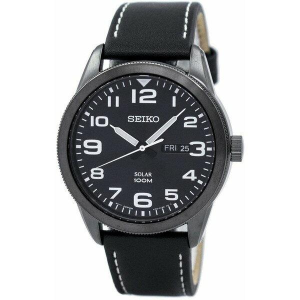 [セイコー]SEIKO 腕時計 SOLAR ソーラー SNE477P1 メンズ [並行輸入]