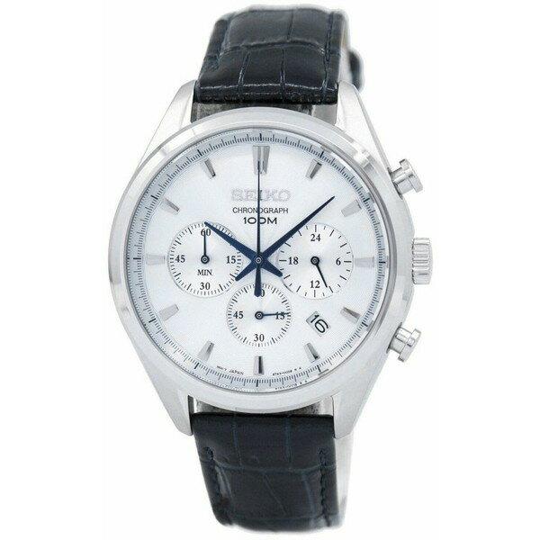 [セイコー]SEIKO 腕時計 QUARTZ CHRONOGRAPH クオーツ クロノグラフ SSB291P1 メンズ [並行輸入]
