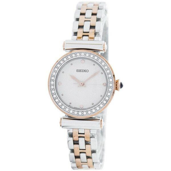 腕時計, レディース腕時計 SEIKO QUARTZ SRZ466P1