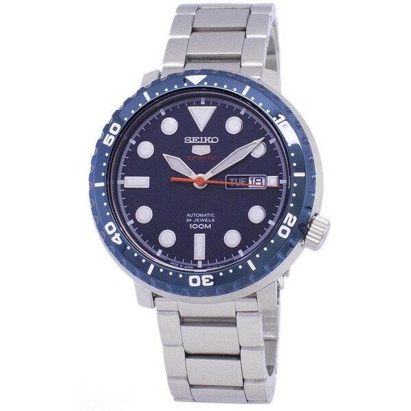[セイコー]SEIKO 腕時計 5 SPORTS AUTOMATIC スポーツ オートマチック SRPC63J1 メンズ [並行輸入]