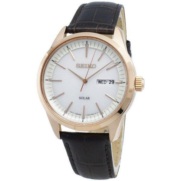 腕時計, メンズ腕時計 SEIKO SOLAR SNE530P1