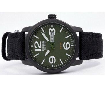 [シチズン]CITIZEN 腕時計 ECO-DRIVE MILITARY エコドライブ ミリタリー BM8475-00X メンズ [並行輸入]