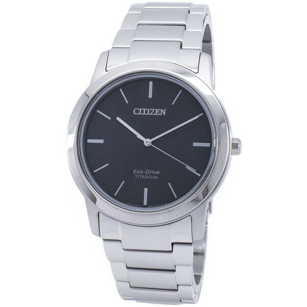 腕時計, メンズ腕時計 CITIZEN ECO-DRIVE TITANIUM AW2020-82L