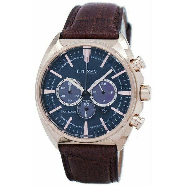 [シチズン]CITIZEN 腕時計 ECO-DRIVE CHRONOGRAPH エコドライブ クロノグラフ CA4283-04L メンズ [並行輸入]