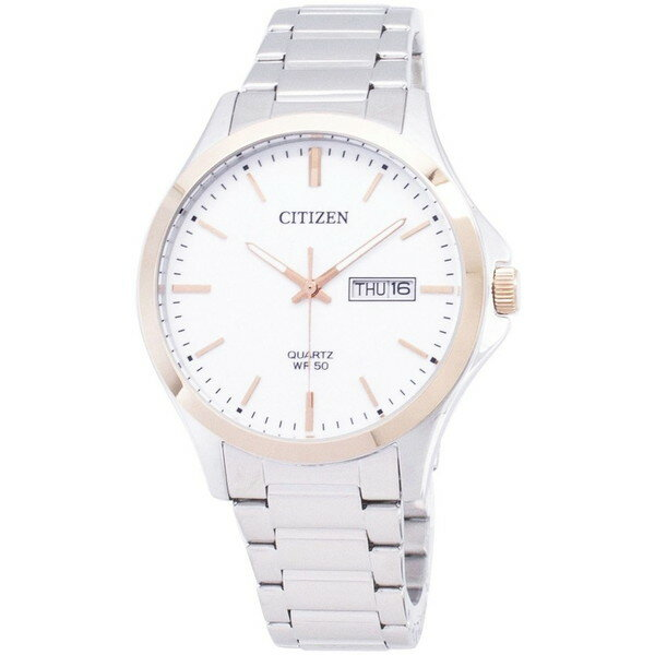 [シチズン]CITIZEN 腕時計 QUARTZ クオーツ BF2006-86A メンズ [並行輸入]