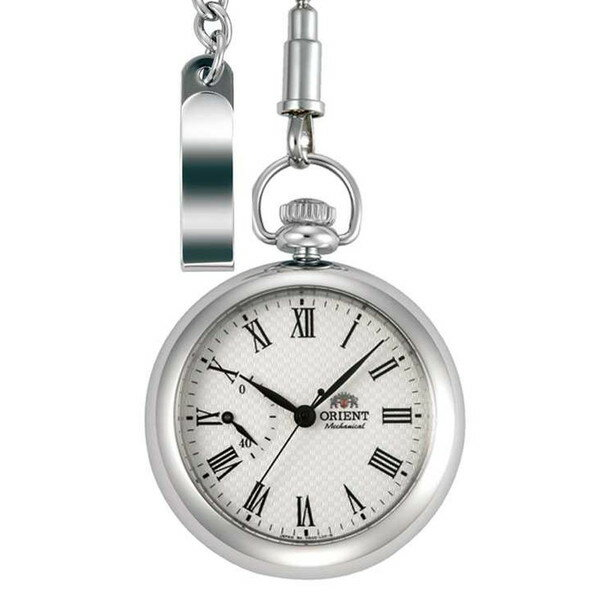 [オリエント]ORIENT 腕時計 CLASSIC POCKET WATCH クラシック ポケット ウォッチ FDD00002W0 メンズ [並行輸入]