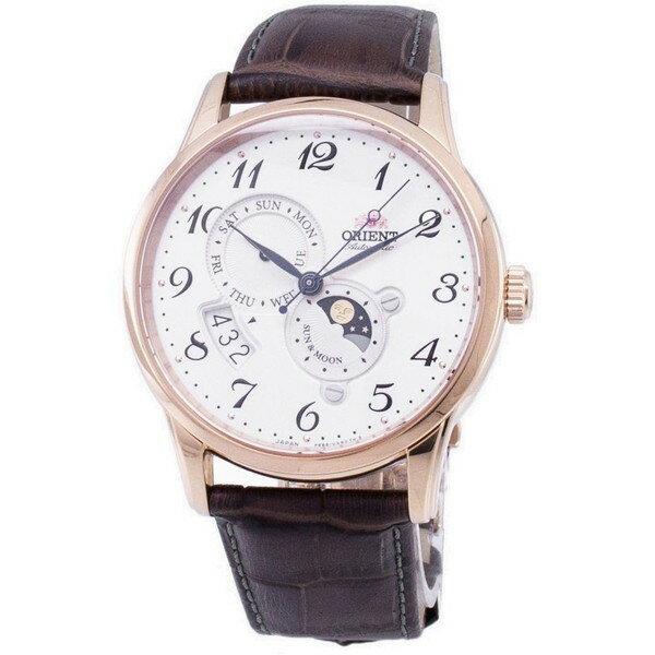 腕時計, メンズ腕時計 ORIENT SUN MOON AUTOMATIC RA-AK0001S00B
