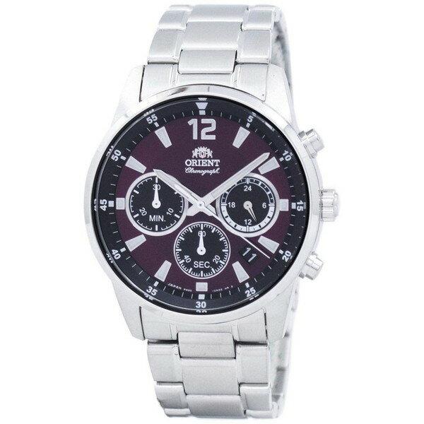 腕時計, メンズ腕時計 ORIENT SPORTS CHRONOGRAPH QUARTZ RA-KV0004R00C