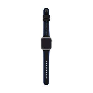 2021秋の新作アルマーニエクスチェンジアップルウォッチバンドAppleWatchベルトシリコンARMANIEXCHANGE腕時計公式AXT8002