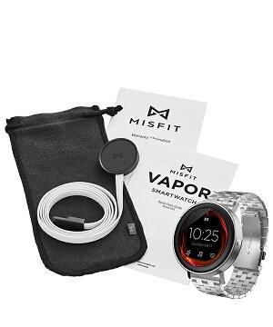 【MISFIT公式2年保証】MISFITミスフィットスマートウォッチウェアラブル腕時計ヴェイパーVAPORMIS7007