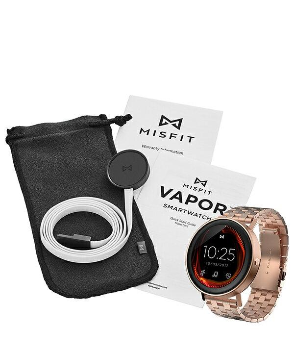 【MISFIT公式2年保証】MISFIT ミスフィット スマートウォッチ ウェアラブル 腕時計 ヴェイパー VAPOR MIS7008