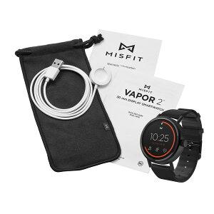 2018冬の新作ミスフィットタッチスクリーンスマートウォッチ公式2年保証MISFITiphoneandroid対応ウェアラブルSmartwatch腕時計レディースメンズヴェイパー2MIS7100VAPOR2